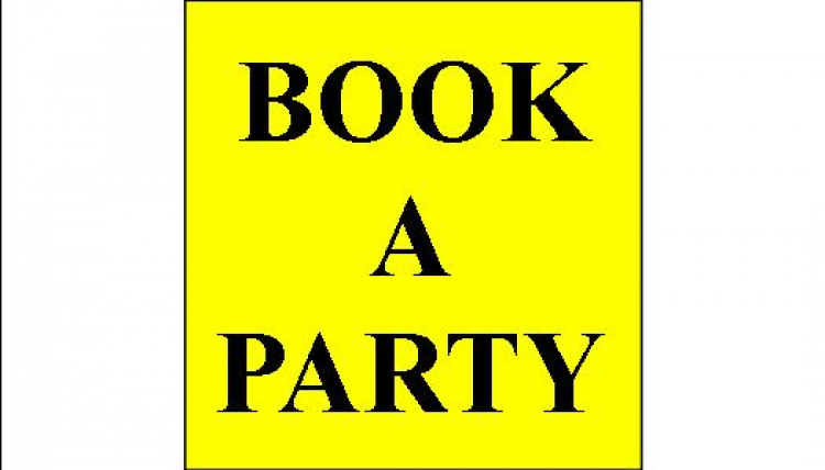 Book A Party